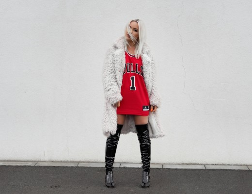 simmi shoes patent leather sierra overknee boots primark furry coat jersey chicago bulls